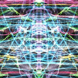 it's just electronic art. :)