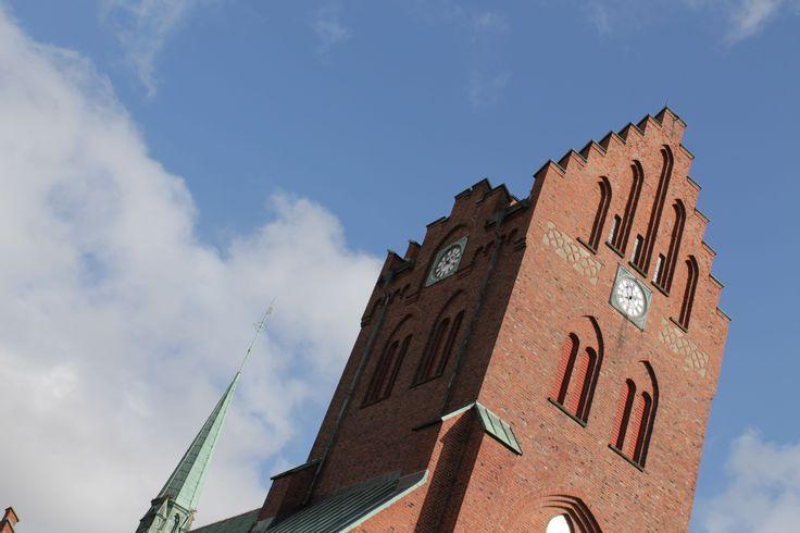 Lovely church from Hässleholm