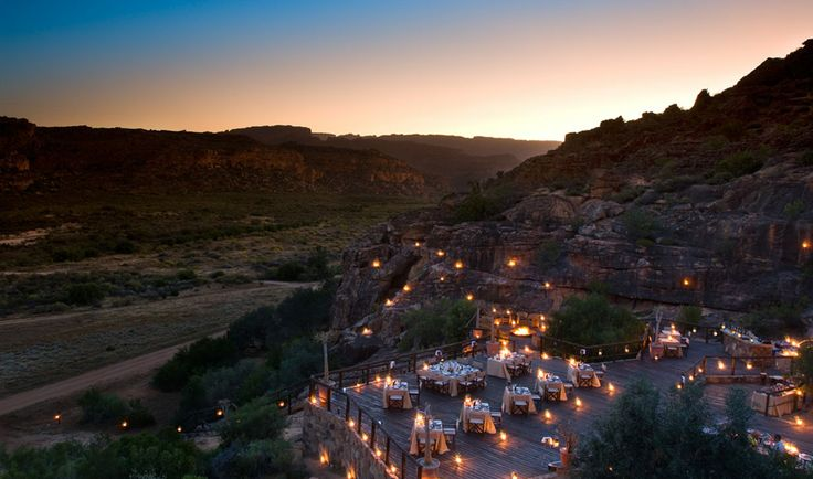 Scenic views at Bushmans Kloof for that perfect wedding venue. http://www.uyaphi.com/wedding/