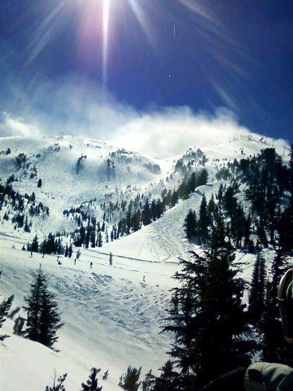 Mammoth Ski Resort, California