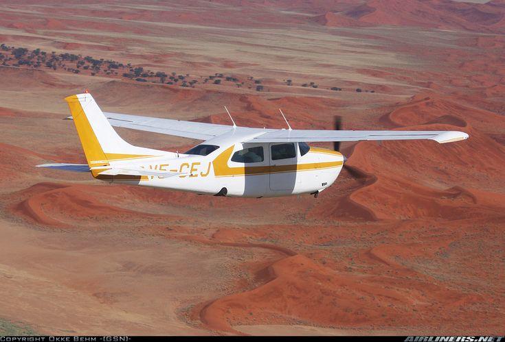 Cessna 210 Centurion aircraft picture