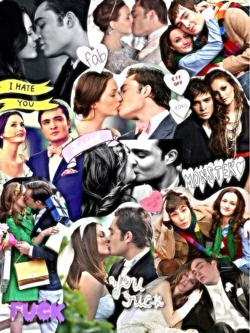 Chuck and Blair♡