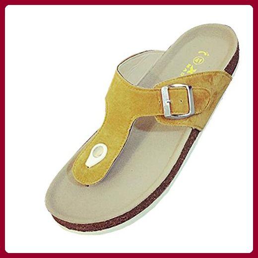 Sandales Plate-forme De Sc Enfants Unisexe - Noir - 34 Eu DbAIB