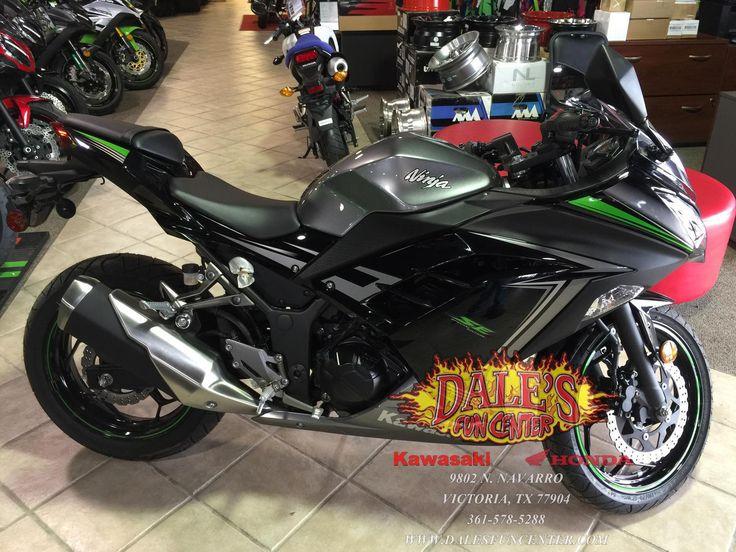 2015 Kawasaki NINJA 300 for sale in Victoria, TX | Dale's Fun Center (866) 359-5986
