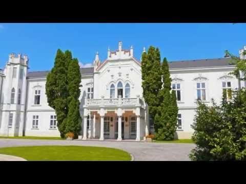 Martonvásár. A Beethoven múzeum és a Brunszvik kastély