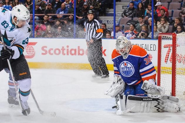 Ben Scrivens Sets NHL Record with 59 Saves in Shutout Win over San Jose Sharks