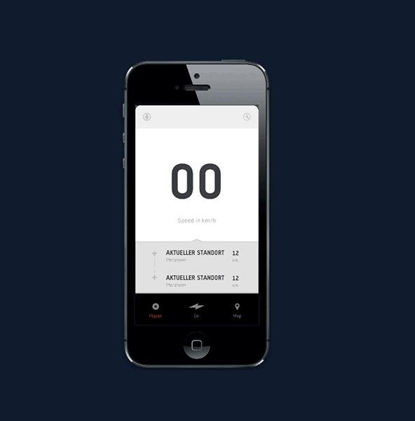 Etapes app #iphone #design #app
