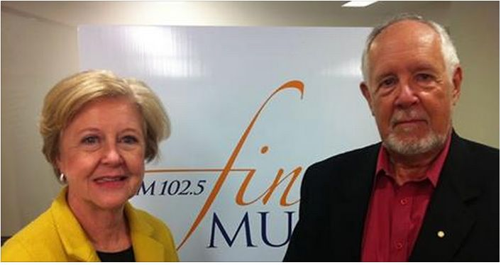 President of the Human Rights Commission, Professor Gillian Triggs had her heart set on becoming a ballet dancer! In Conversation with Michael Morton-Evans, Sept 2015