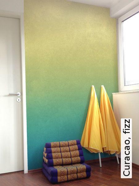 14 besten tapete mit farbverlauf bilder auf pinterest for Farbverlauf streichen