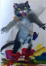 Image result for the art of janusz grabianski