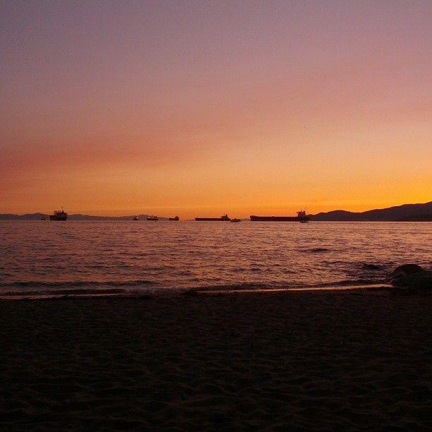 Third Beach, Vancouver