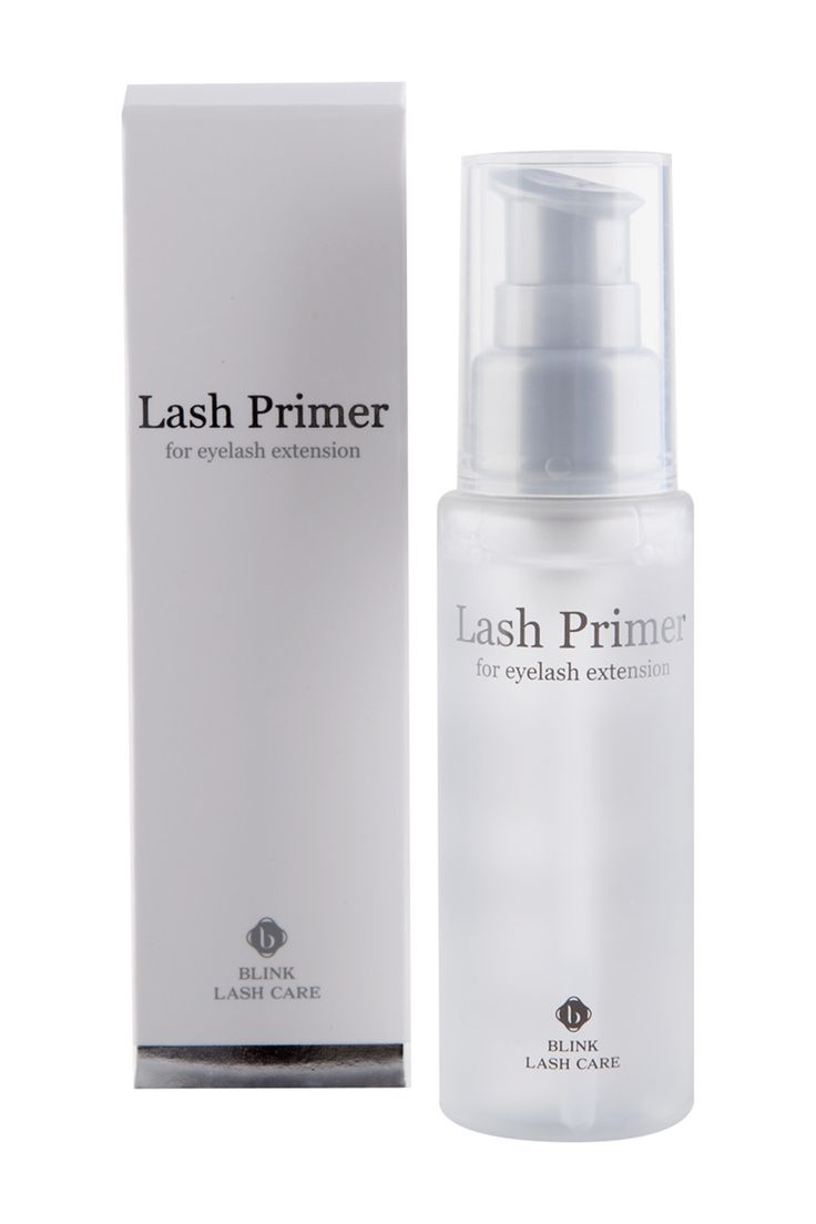 Blink Lash Primer Qty: 1 bottle Size: 50ml Lash primer is used to prep the eye for eyelash extension. It helps to remove oil, protein, dirt, makeup, dust and sterilizes the eye area before application