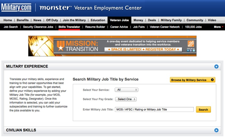 33 best job search resources for veterans images on