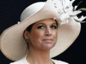 Crown Princess Maxima of The Netherlands.