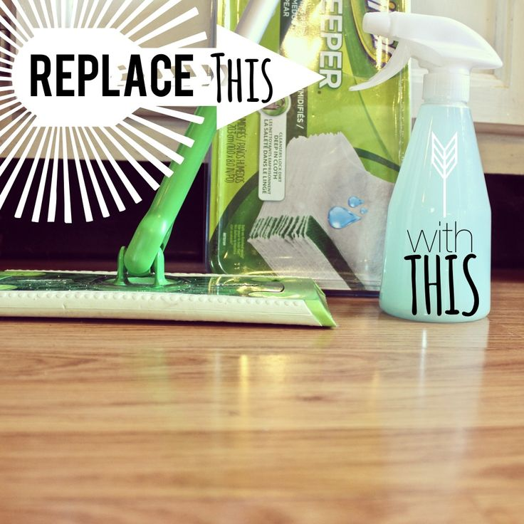 homemade laminate floor cleaner using 3 ingredients replace those swiffer pads