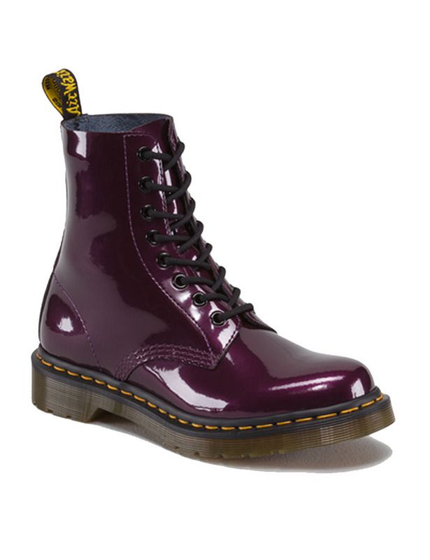 Dr Martens - PATENTED LEATHER PURPLE - SWOON!