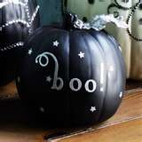 pumpkin no carving decorating ideas | Painted Pumpkin Decorating Ideas