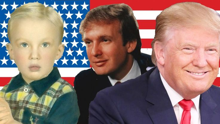 Donald Trump Net Worth ★ Family ★ Biography