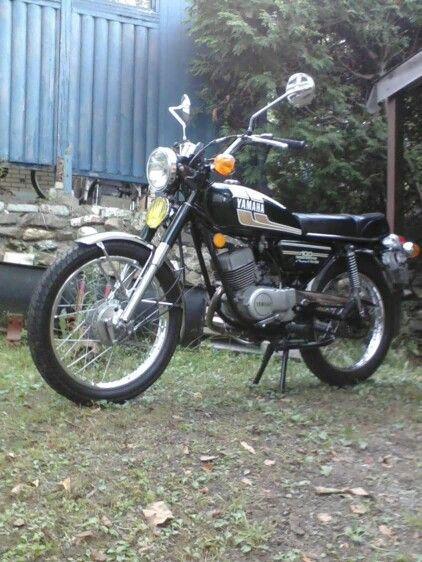 Yamaha RS 100 cc 1975