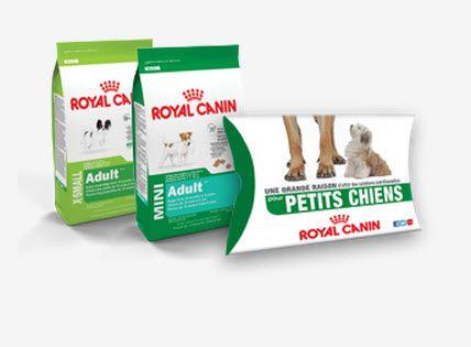 Echantillons gratuits et rabais sur les produits pour animaux   page 1