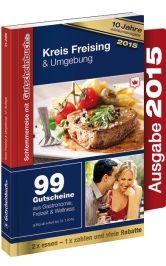 Gutscheinbuch Freising & Umgebung