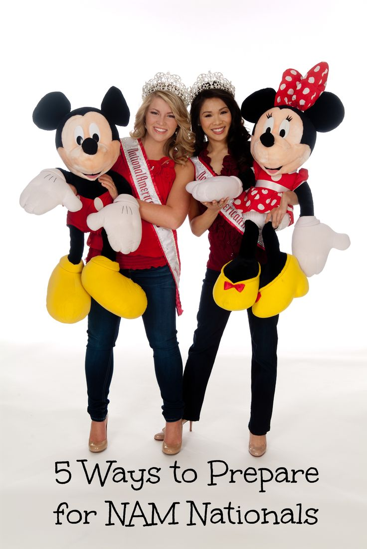 Going to National American Miss Nationals? Must click this!