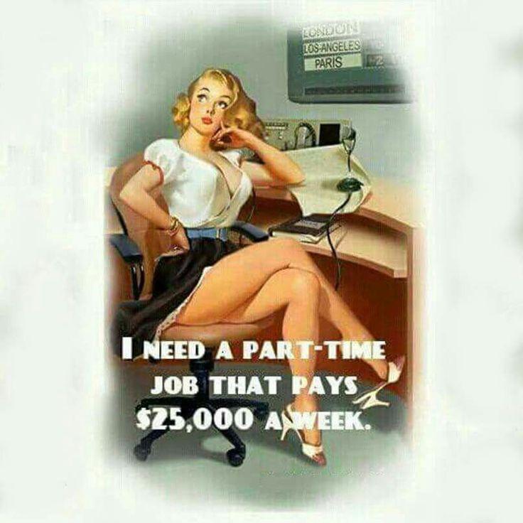 i need work now