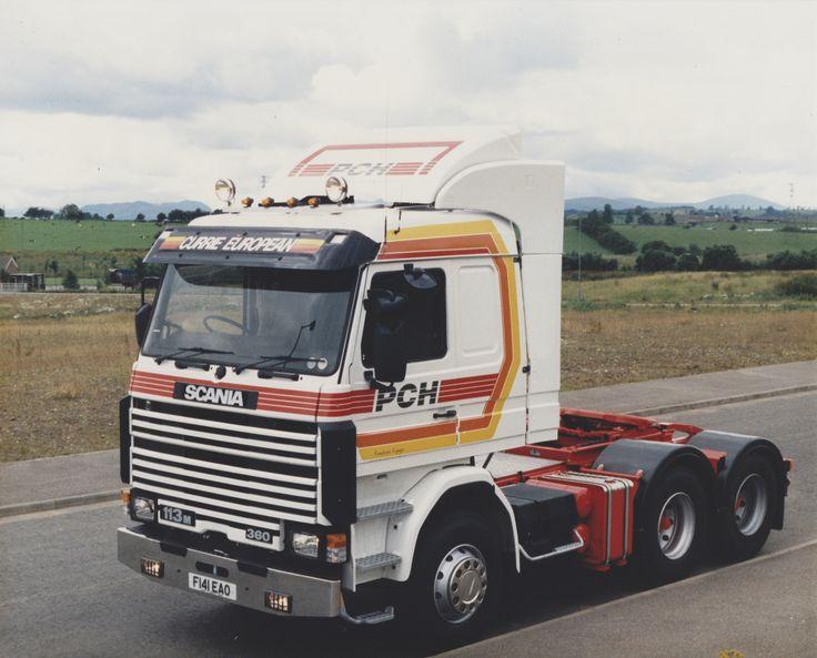 Scania 360 Topline