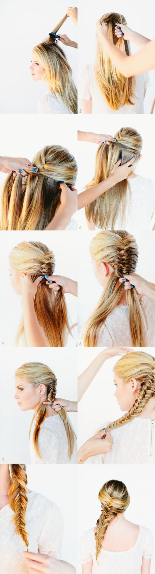 Long hair styles //In need of a detox? 10% off using our discount code 'Pinterest10' at www.ThinTea.com.au