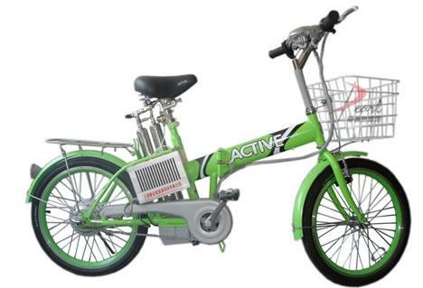 Chinese technology has weird bikes.