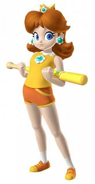 Is Luigi dating Daisy