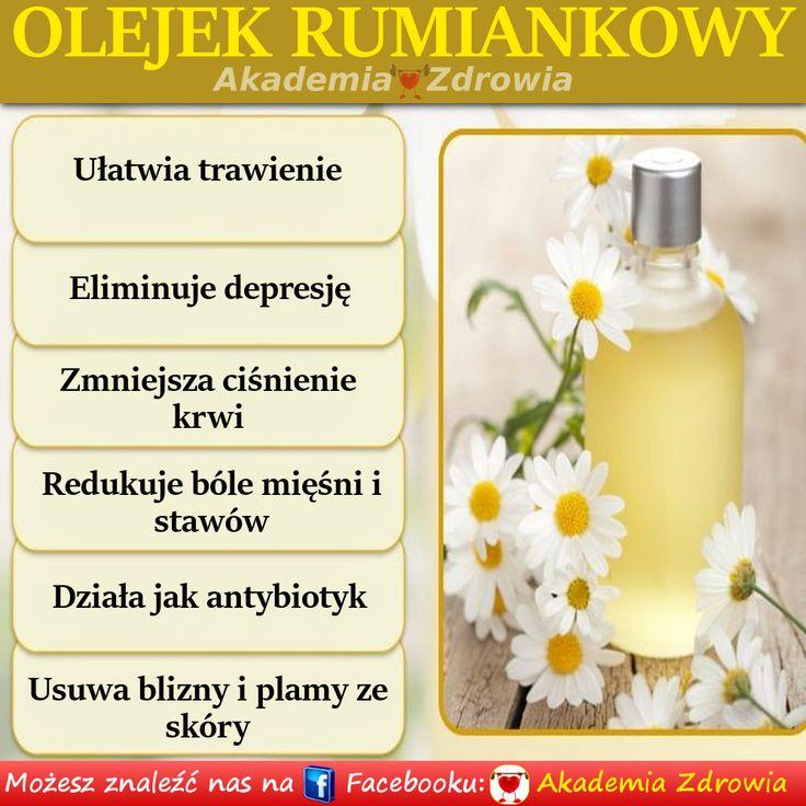 Korzyści zdrowotne olejku rumiankowego - Zdrowe poradniki