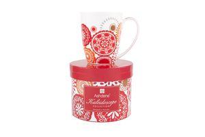 Ashdene Kaleidoscope Mug Collection Set of 4 -$39.95 - Aura Gift Box