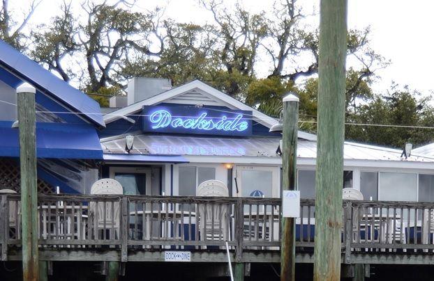 Wrightsville Beach Restaurants Dockside