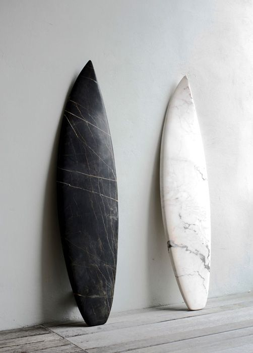Reena SpaulingsInspiration, Surf Up, Art, Marbles Surfboard, Marbles Sculpture, Black White, Surf Shops, Surf Boards, Design