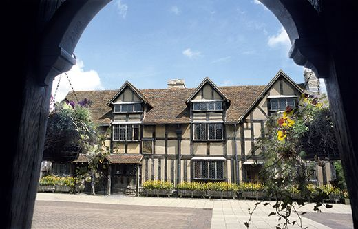 Dr Paul Edmondson and Charlotte Hodgman visit Shakespeare's Birthplace in Warwickshire to examine the early life of one of Britain's most enigmatic writers and find out how he is remembere