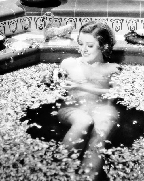 """Life, is not a having and a getting, but a being and a becoming."" Myrna Loy"