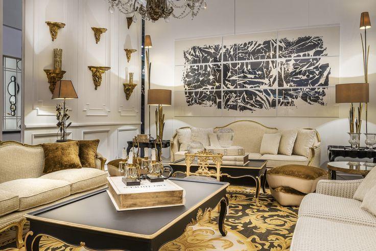 Chateau universe by mis en demeure nice golding living - Mise en demeure decoration ...