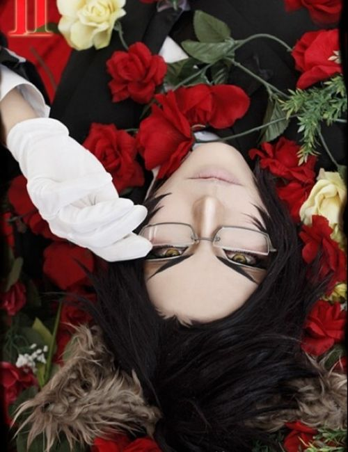 Black Butler Cosplay, one of the best Claudes I have seen!
