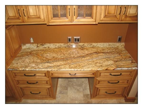 Countertop Colors For White Kitchen Cabinets