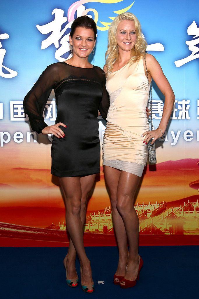 Agnieszka and Urszula Radwańska @ China Open 2013 #WTA #Radwanska #ChinaOpen