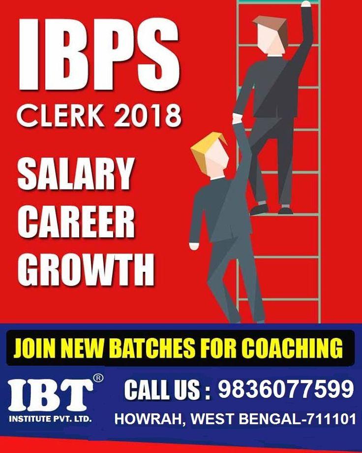 IBPS CLERK 2018 SALARY & GROWTH CAREER Clerk plays an