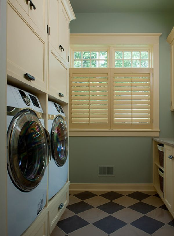 Five Great Ideas For A Revamped Laundry Room More
