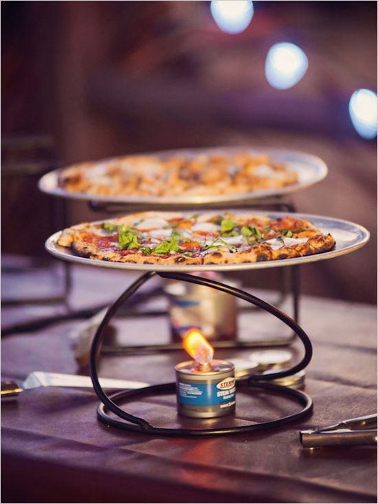 Personal Pizza Rehearsal Dinner