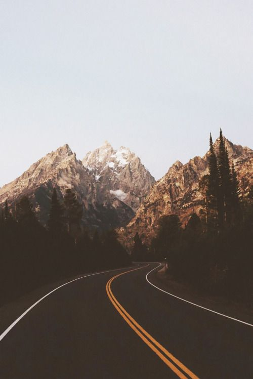 mounrose: souhailbog: Jackson Wyoming By Samuel Elkins |...