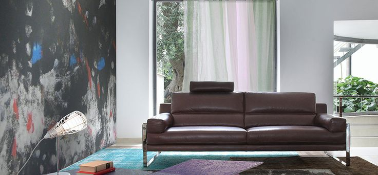 Looking For Imported Leather Sofas? We Import Established Italian Brands And Can Configure Them To Suit Your Needs.