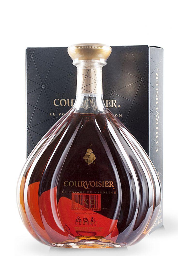 Cognac Courvoisier, Le Voyage de Napoleon XO (0.7L) - SmartDrinks.ro