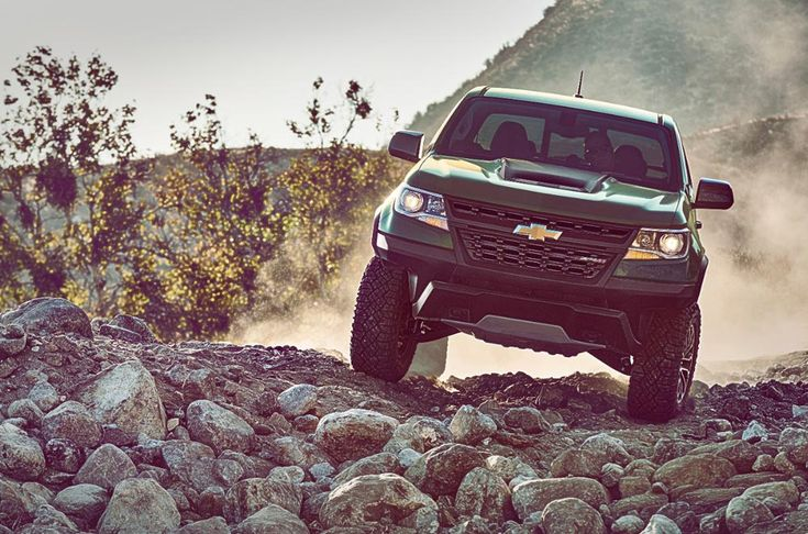 Just as introduction of the Chevrolet Colorado reset the bar for mid-size trucks, the new Colorado ZR2 is poised to reset expectations for off-road trucks. Chevy's new performance halo for the Color...