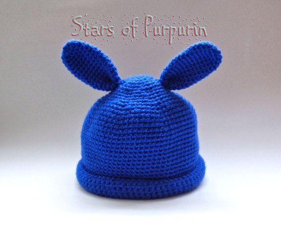 Gorro Mi Dulce Conejito  Gorro para Bebé  por StarsOfPurpurin