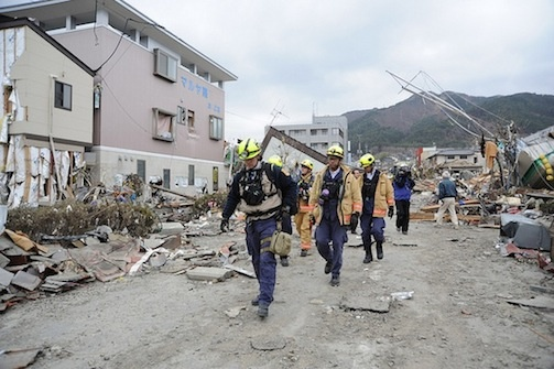 Voices from the Ground in Japan: Still a Disaster Zone